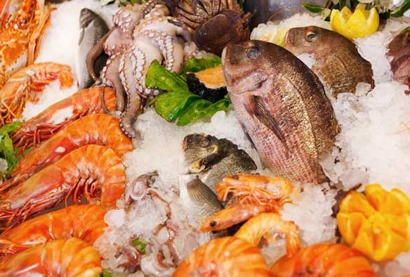 Seafood of Cayman Islands