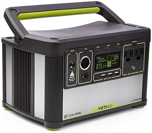 ExpertPower Lithium solar Power Station with AC Inverter