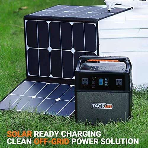 TACKLIFE P40 400Wh Portable Solar Power Station