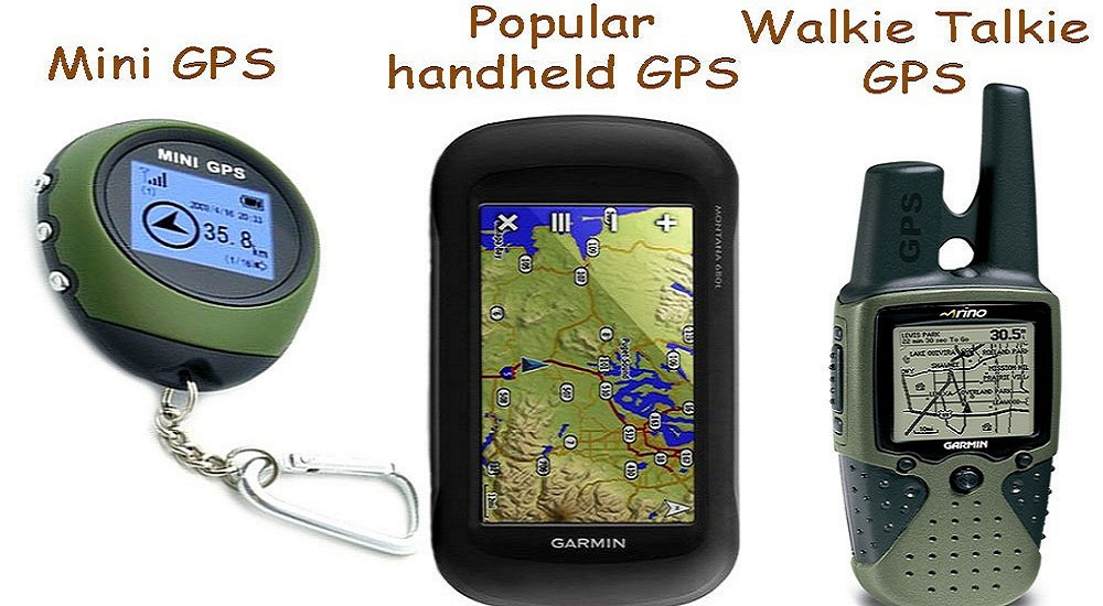 The majority of GPS devices are the same size as smartphones