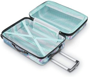 Luggage Bag with Spinner Wheels
