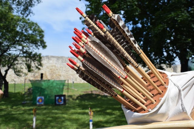 How to Shoot A Bow and Arrow
