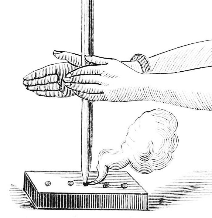 The Hand Drill