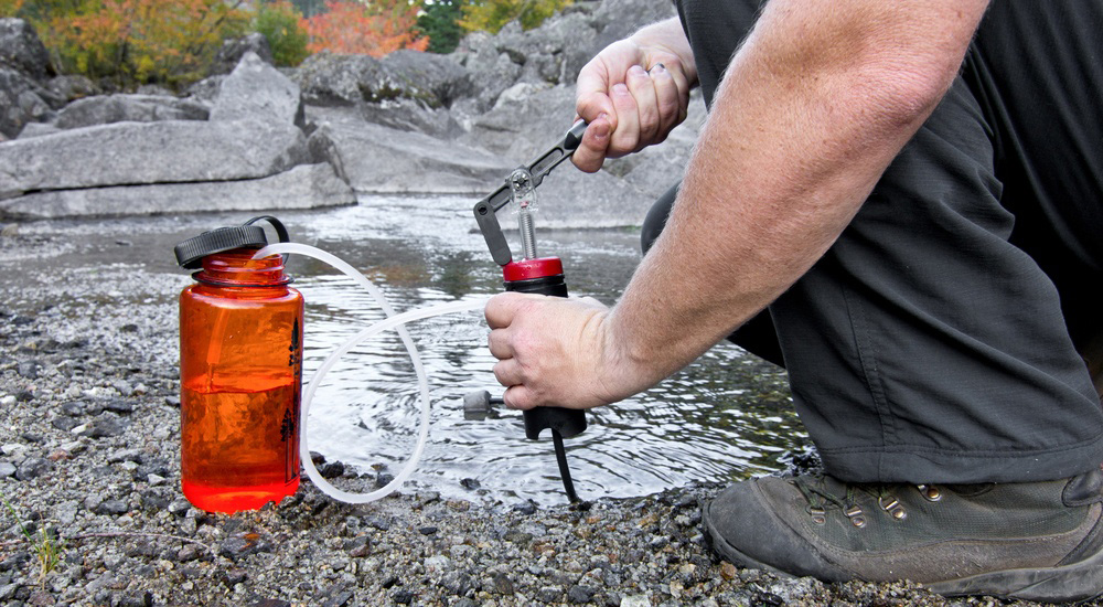 Types of Backpacking Water Filters