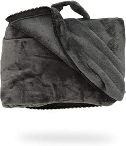 Cabeau Compact Throw Blanket with Compact Case