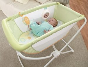 Fisher-Price Rock with Bassinet
