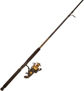 Spinfisher VI Spinning Reel & Rod Combo