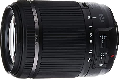 Tamron AF 18 – 200 mm F/3.5 – 6.3 Di – II All in One Super Zoom for Canon Digital SLR