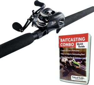Tailored Tackle Bass Fishing Rod