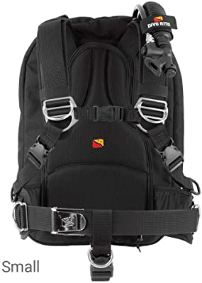Dive Rite Lightweight Travel BCD for Scuba Diving