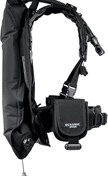 Oceanic Jetpack Scuba Diving travel System and Dry BackPack