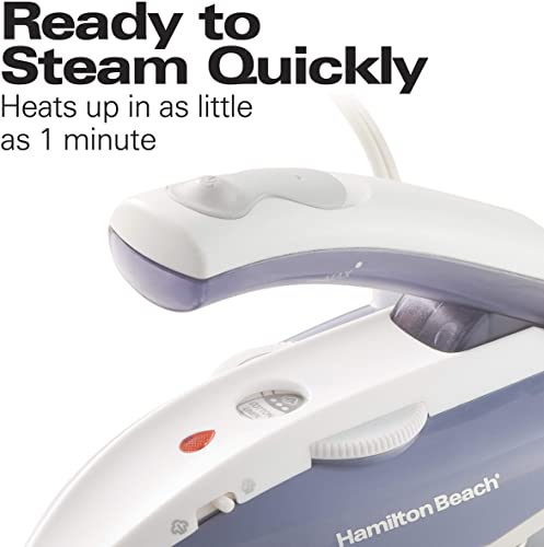 Hamilton Beach Handheld Travel Iron with Carrying Case