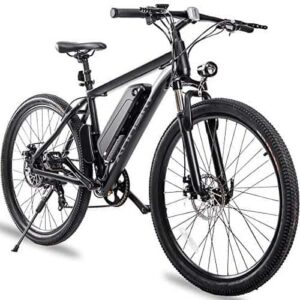 """Merax 26"""" Electric Mountain Bicycle Review"""