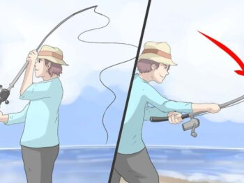 How To Cast A Fishing Rod Far