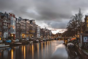 Finding cheap flights to Amsterdam