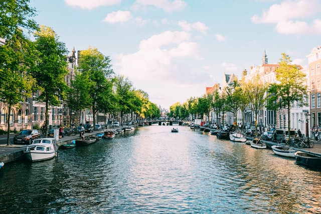 Where can I look for cheap flight deals to Amsterdam